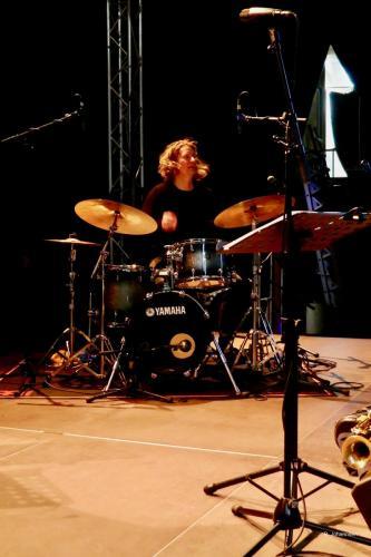 27.9.2019 - Jens Düppe Quartett in der Werkhalle Neumünster