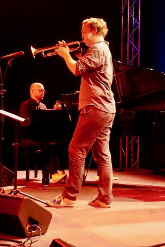 27.9.2019 - Jens Düppe Quartett in der Werkhalle Neumünster_1060735