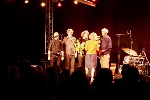 27.9.2019 - Jens Düppe Quartett in der Werkhalle Neumünster1060739