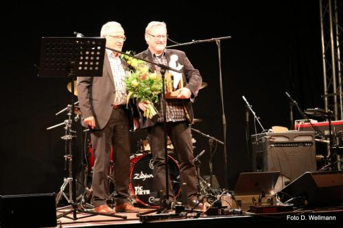 Kunstflecken 2020 – Werkhalle - Jazzförderer-Preis 11.09.2020